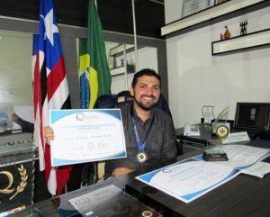 Dácio Alves Viana – Diretor-presidente do IPEDE