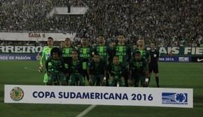 Chapecoense é declarada campeã da Copa Sul-Americana de 2016